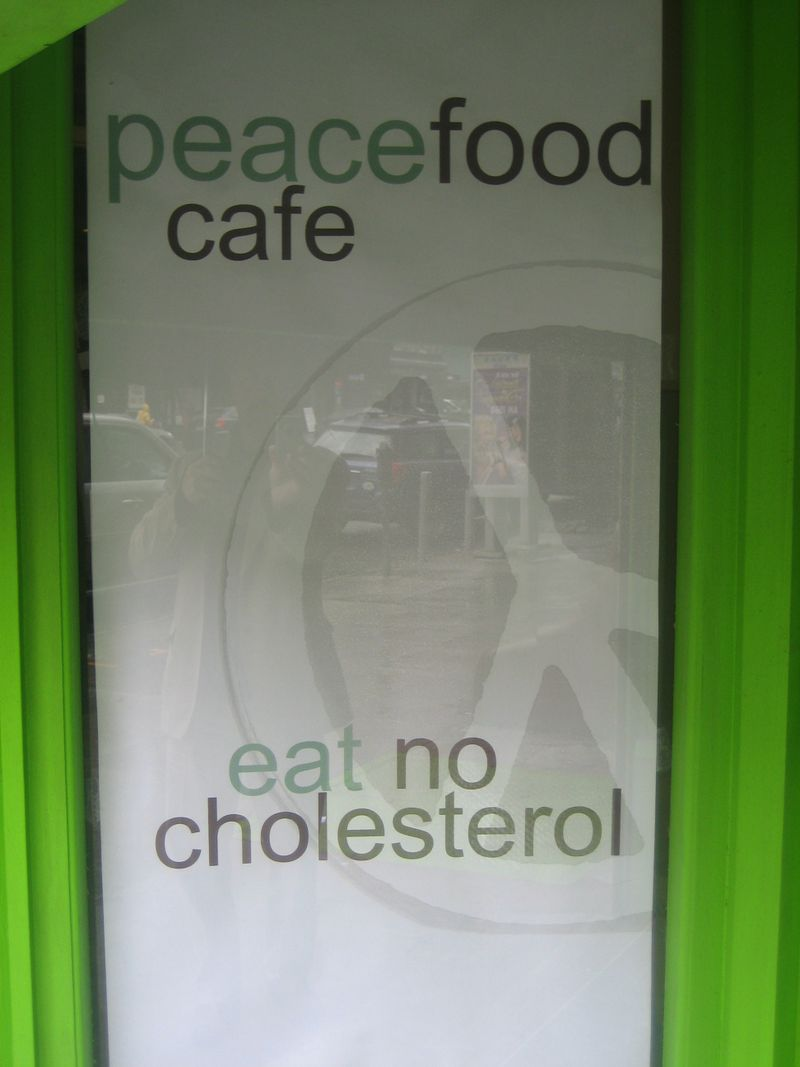 Eat no cholesterol